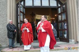 Odpust oraz przekazanie relikwii św. Jozafata Kuncewicza