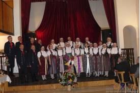 25-lecie Zespołu Śpiewaczego Małokończanie z Kończyc Małych