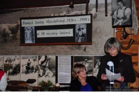 Uroczysta sesja naukowa poświącona Janinie Marcinkowej