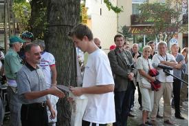 Nagrodzeni w Mistrzostwach Ustronia w MTB