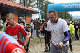 II Mistrzostwa Beskidów Nordic Walking.