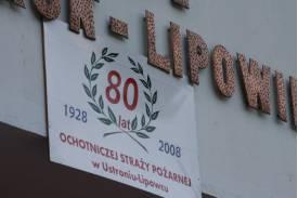 Obchody 80-Lecia OSP Lipowiec