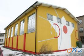 Otwarcie sali sportowej w Nierodzimiu