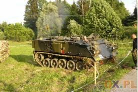 Piknik Historyczno - Wojskowy dzień I