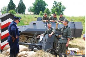 IV Piknik Historyczno - Wojskowy dzień 2 cz.1