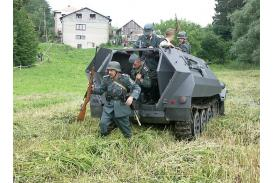 Piknik Militarny w Hażlachu