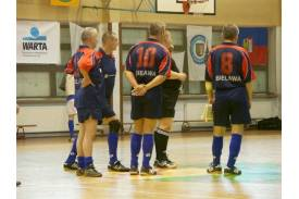 Piłka Halowa w Brennej
