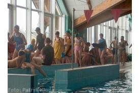 Powiatowe Mistrzostwa Sztafet Pływackich