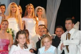 Pokaz Sukni Ślubnych i Garniturów