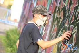 Pokazy Graffiti