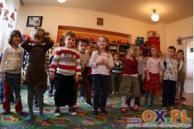 Szkolenie przedszkolaków