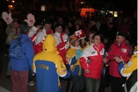 Ceremonia zakończenia Igrzysk Polonijnych