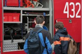 Turniej \''Młodzież zapobiega pożarom\''