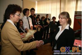 Dzień Przedsiębiorcy w ZSGH w Wiśle
