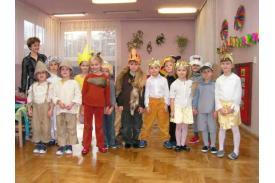 Impreza w przedszkolu...