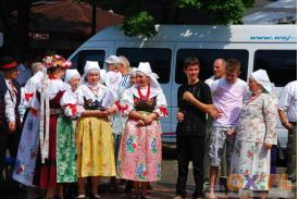Przegląd Wiejskich Zespołów Artystycznych - koncert
