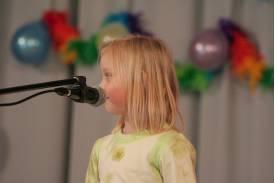 XV Gminny Festiwal Piosenki - Przedszkola
