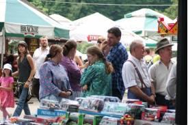 Przegląd Wiejskich Zespołów Artystycznych  - niedziela