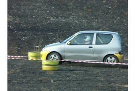 Szutrowe rajdowanie - Kaczyce