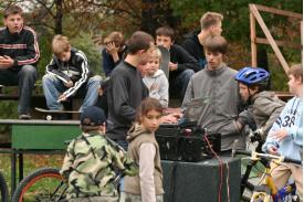 Mistrzostwa Cieszyna w Skokach na Rowerach