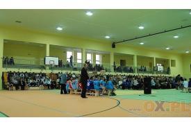 Otwarcie nowej hali sportowej przy Szkole w Górkach Wielkich