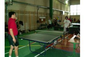 Turniej Tenisa Stołowego Pracowników Samorządowych