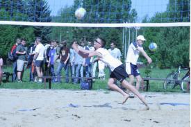 Powiatowe Mistrzostwa w Siatkówce Plażowej