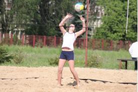 Siatkówka plażowa - szkoły podstawowe dziewczęta