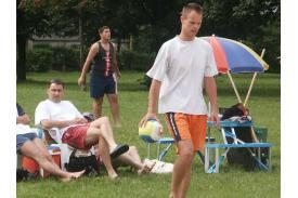 Skoczów - Turniej Piłki Plażowej
