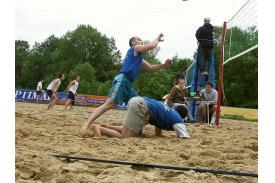 Turniej Siatkówki Plażowej w Skoczowie