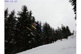 Skoki w Łabajowie