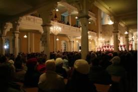 Koncert ZPiT \'\'Śląsk\'\' w Skoczowie