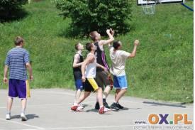 STREETBALL na Banotówce