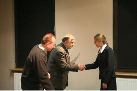 Stypendyści 2006 na Zamku