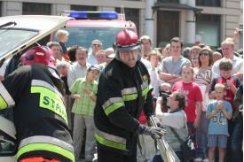 Dzień Strażaka w Cieszynie