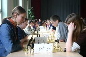 Młodzieżowe Mistrzostwa w Szachach