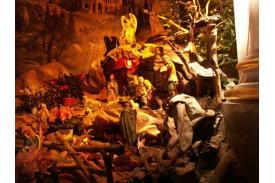 szopka świąteczna - Cieszyn
