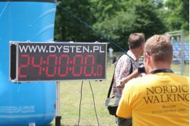 Bicie rekordu przez Marka Szustera