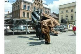 Teatr bez granic- O JAJU