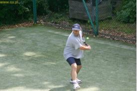 Turniej Tenisowy - Ustroń \'\'Centrum Bielenda\'\'
