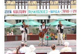 Dopołudniowe koncerty na TKB w Wiśle