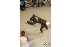 Turniej Break dance w Ustroniu