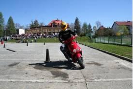 Turniej  motoryzacyjny w Międzyświeciu