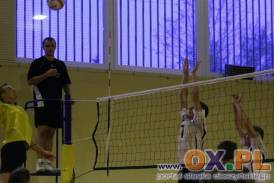 Turniej Siatkówki