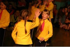 V Turniej Tańca DISCO