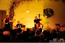 Viva il Canto:  Quartet Klezmer Trio