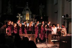 \'\'Misa Criolla\'\' w kościele św. Marii Magdaleny