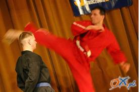 Pokaz sztuk walki i samoobrony w Skoczowie