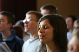 Warsztaty Gospel w Cieszynie