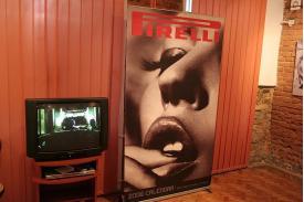 Kalendarz Pirelli 2006 w Cieszynie